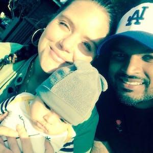 Jerome + Suzy Mathew